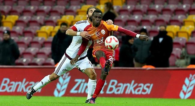 Galatasaray ile Elazığspor Maç Özeti