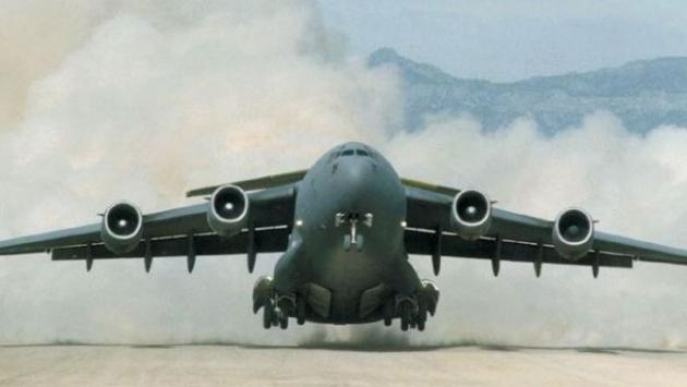 Kolombiyada kargo uçağı düştü