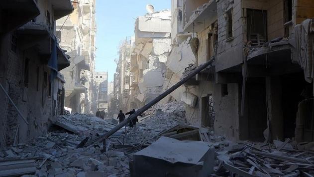 BMden Halepi mezar olmaktan kurtarın çağrısı