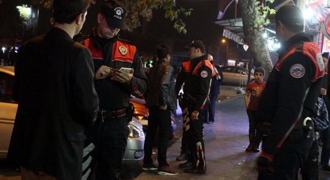 Konyada 450 polisle asayiş uygulaması