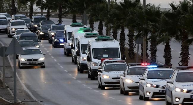 Aladağda hayatını kaybeden 11 kişinin cenazesi gönderildi