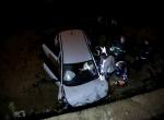 Bursada trafik kazası: 1 ölü, 1 yaralı