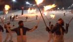 Erzurum'da kayak heyecanı başladı