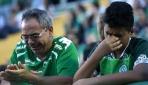 Chapecoense taraftarları gözyaşlarına hakim olamadı