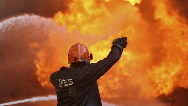 Hindistanda fabrika yangını: 2 ölü