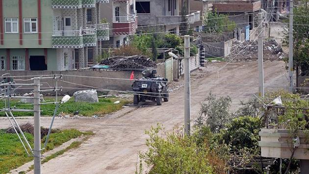 Nusaybinde 5 mahallede sokağa çıkma yasağı kaldırıldı