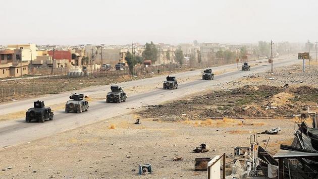 Bin 836 kilometrekarelik alan DEAŞtan kurtarıldı