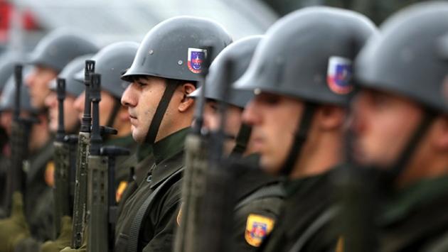 TSKnın personel sayısı açıklandı