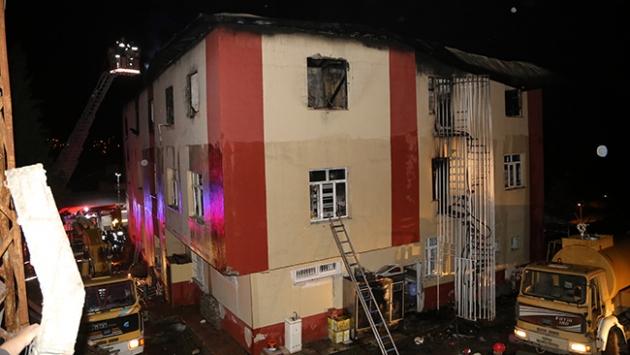 Adanadaki yangında olay yeri inceleme tutanağı hazır