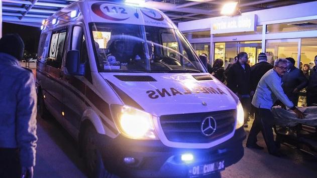 Yurt faciasında yaralanan 8 öğrenci taburcu edildi