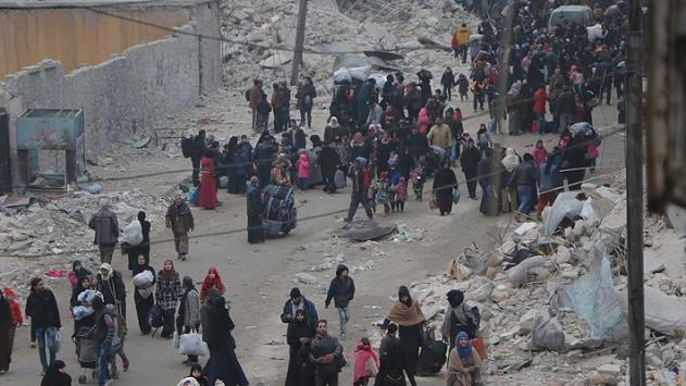 İMKANDER Halep Temsilcisi Mecid: Halepte soykırım yaşanıyor