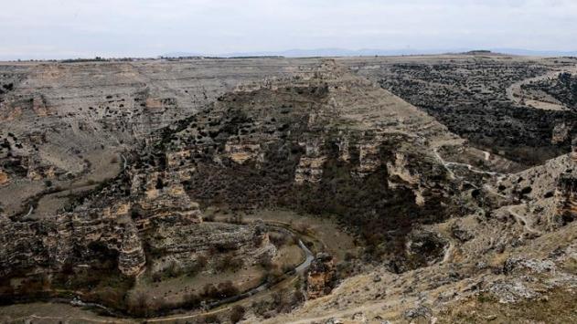 Uşak kanyonu belgeselle tanıtılacak