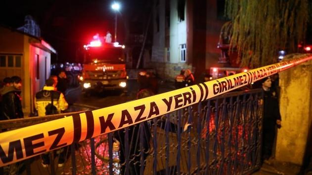 Adanadaki yangının olay yeri inceleme raporu
