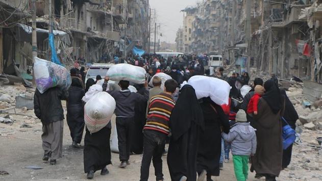 STKlardan BM Genel Kuruluna Halep çağrısı