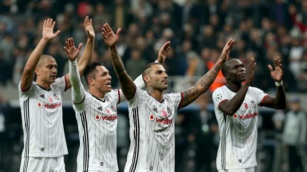 Beşiktaş her iki devrede de etkili oluyor