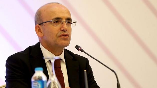 Başbakan Yardımcısı Şimşek, uluslararası yatırımcılarla görüştü