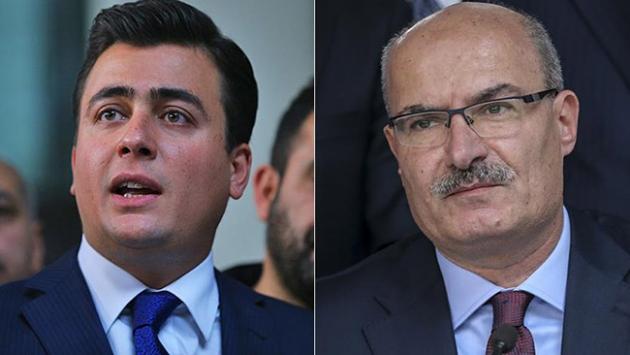 ATO başkanlık seçiminde Gökçek ve Baran yarışacak