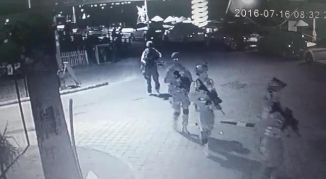 Suikast timi kendilerini almadan giden helikoptere ateş etmiş