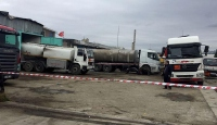 İstanbulda akaryakıt tankeri patladı