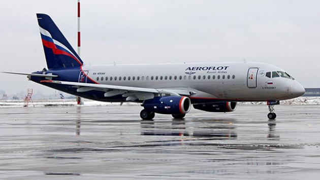 Rus hava yolu şirketi Aeroflot, Türkiye seferlerini artırdı
