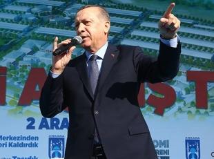 Cumhurbaşkanı Erdoğandan dövizinizi bozdurun çağrısı