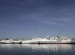 Yunanistanda deniz işçilerinden iki günlük grev