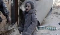 Suriyeli 3 milyon çocuk hep çatışma içinde yaşadı