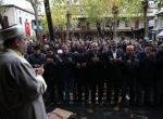 Halepte hayatını kaybeden siviller için gıyabi cenaze namazı