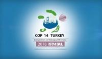 Türkiye, COP14e aday oldu