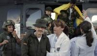 Kolombiya'da Son Rehineler De Serbest