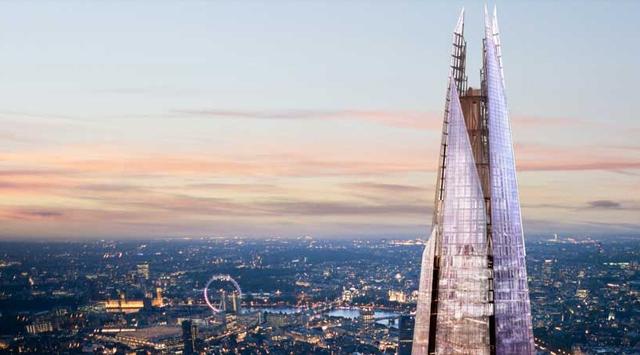 Avrupanın En Yüksek Binası