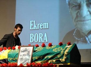 Ekrem Boraya Veda