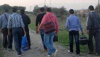 Son 2 Günde Bin 622 Kişi Türkiye'ye Kaçtı
