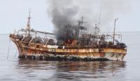 Hayalet Gemi'nin Macerası Bitti