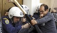 Ekonomik Kriz İşçileri Sokağa Döktü