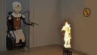 Robot İtfaiyeciler Geliyor