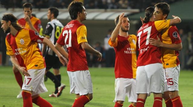 Galatasaray, Süper Finale Galibiyetle Gidiyor