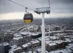 Ankarada kar yağışı