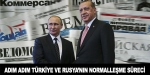 Adım adım Türkiye ve Rusyanın normalleşme süreci