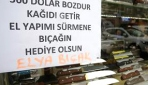 Karadenizli esnaf Türk lirasına sahip çıkıyor