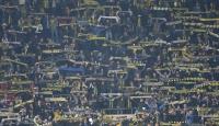 Fenerbahçenin galibiyet serisi derbide bitti