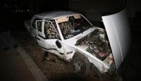Konyada trafik kazası: 8 yaralı