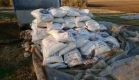 Diyarbakırda 2,5 ton patlayıcı ele geçirildi