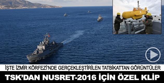 TSKdan Nusret-2016 için özel klip