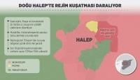 Halepte kuşatma daralıyor
