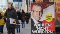 Avusturyalı seçmenler sandık başında