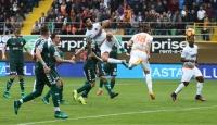 Konyaspor deplasmandan 3 puanla döndü