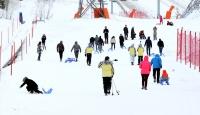Kayakseverlerden Palandökene büyük ilgi