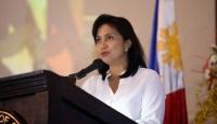 Filipinler Devlet Başkanı Yardımcısından istifa haberi