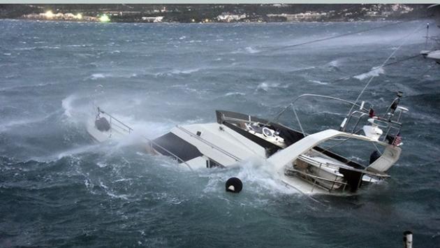 Balıkçı kayığı battı: 1 ölü